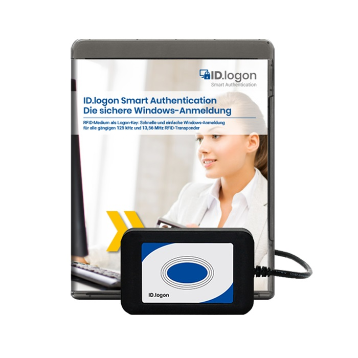 ID.logon Software und Reader Leser Bundle LEGIC®